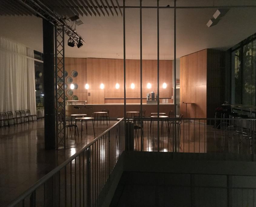 foyer konzertsaal der udk berlin