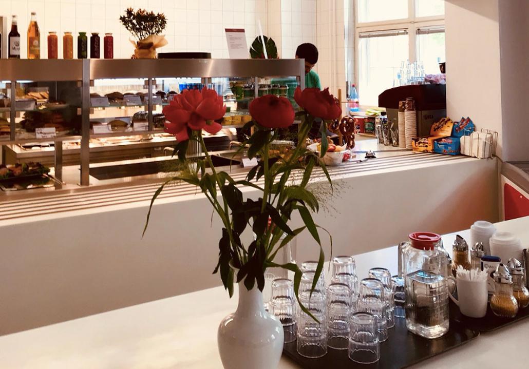 cafeteria amalie